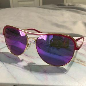 Michael Kors pink sunnies 🕶